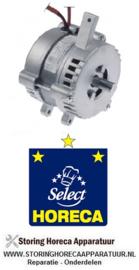 501423 - Motor 230V fasen 1 50Hz 1380U/min Horeca-Select GFS 1025