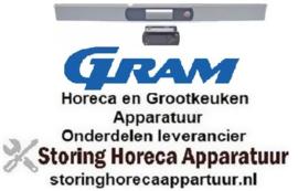 115403318 - Bedieningspaneel wit met energieregelaar model K 200/400 GRAM