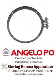 297418102 - Verwarmingselement 16400W 230V voor Angelo Po