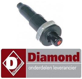 01267200600 - Piezo-ontsteker voor lavasteengrill DIAMOND