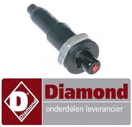 01267200600 - Piezo-ontsteker voor friteuse DIAMOND