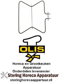 664418695 - Verwarmingselement 900 Watt - 230 Volt voor oven OLIS