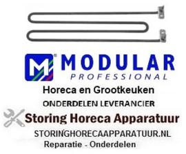 369415927 - Verwarmingselement 1200 Watt - 240 Volt voor Bain-Marie MODULAR
