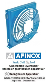 621601981 - Beschermrooster voor ventilatorblad ø 230 mm passend voor AFINOX