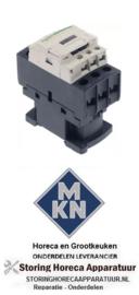 399380980 - Relais AC1 50A 230VAC (AC3/400V) voor MKN
