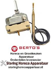 VE507375038 - Thermostaat instelbereik 50-300°C 3-polig voor BERTOS