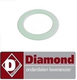 2340800052 - TEFLON RING 57X42X2 DIAMOND