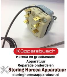 VE884375697 - Thermostaat t.max. 120°C instelbereik vast voor apparatuur KUPPERBUSCH