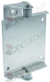 542072 - Wandhouder voor slanghaspel zwenkbaar rotatiehoek 140° LA 150x150mm