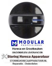 531111798 - Knop as 5 x 4 passend voor MODULAR