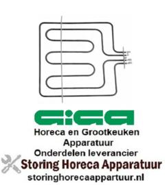 423416041 - Verwarmingselement 2600W 230V voor GIGA Oven