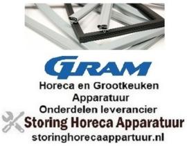 597762117080 -  Koelladen afdichting B 308mm L 416mm voor schuifladen 1/2 GRAM