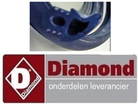 873.0839.11240.0 - Deurrubber convectie oven DIAMOND BRIO-64/X
