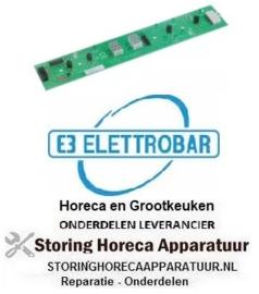 104402319 - Bedieningsprintplaat voor vaatwasser ELETTROBAR