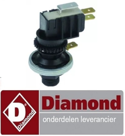 6846.00000.08 - Pressostaat drukbereik 0-1bar  DIAMOND COMPACT