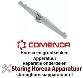 595510746 - Naspoelarm L 405mm inbouwpositie boven sproeiers 4 inbouw ø 12/45mm compleet COMENDA