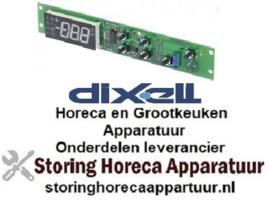 355381245 - Display DIXELL DX60 inbouwmaat 157 x 28 mm