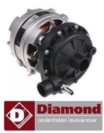 991EP25CPG - Waspomp vaatwasser DIAMOND HC201CL
