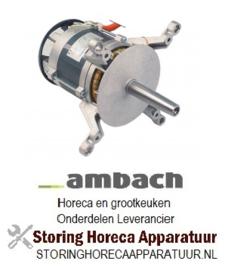 831500135 - Ventilatormotor 200-240V fasen 1 50Hz 0,185/0,55kW AMBACH