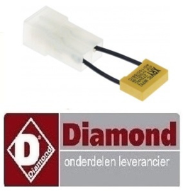 365C23457 - Ontstoringsfilter RFI 0.047µF  , DIAMOND ICE20A