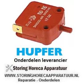 3403.050.04 - Microschakelaar met drukstift 16 Amp HUPFER