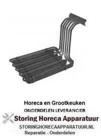 708420063 - Verwarmingselement Friteuse  13000W 230/400V Cookmax,Metos,Olis