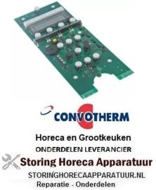504402589 - Bedieningsprint combi-steamer V5.19 programmering CONVOTHERM