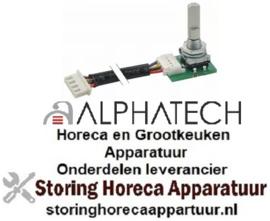 473300282 - Potmeter voor heteluchtoven ALPHATECH