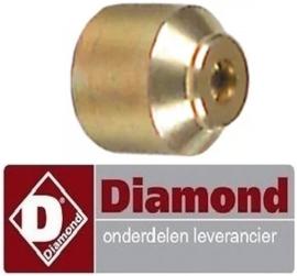 224RTCU900216 - Waakvlaminspuiter flessengas / propaangas voor friteuse DIAMOND