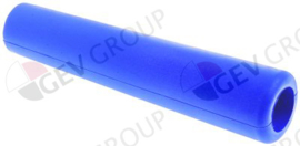 542298 - Slangbescherming voor slang ø 23mm ø 40mm L 175mm blauw