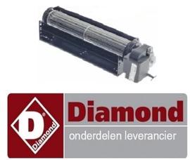 1054070105  - Dwarsstroomventilator koelwerkbank DIAMOND DTS-10/R2