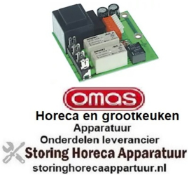 135401511 - Printplaat snijmachine 230 Volt OMAS