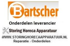 BARTSCHER - HORECA EN GROOTKEUKEN APPARATUUR REPARATIE ONDERDELEN