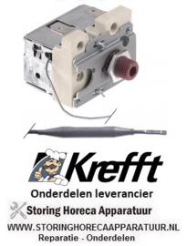 7877.6301403.00 - Maximaalthermostaat  157°C steamer KREFFT GG10.11NT