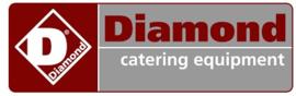 461530997P - Verwarmingselement 1500 Watt voor kippengrill DIAMOND RVE/2C-SM