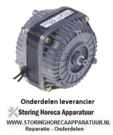 41450.0781 - Ventilatormotor 11W, 230V, 50-60Hz