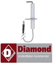 328.0.100.0075 - Aansteek bougie voor bakplaat DIAMOND PLANCHA