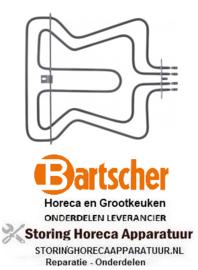 275420275 - Verwarmingselement 2400W 230V  voor BARTSCHER OVEN