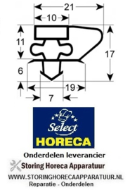 763W.04049.02 - Koeldeurrubber saladette HORECA-SELECT HSA2601