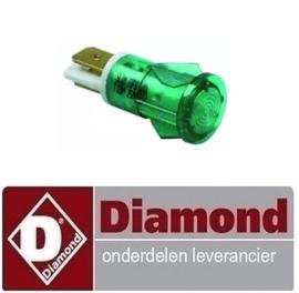 GB-3X5 - DIAMOND WAFELIJZER PLUS REPARATIE ONDERDELEN