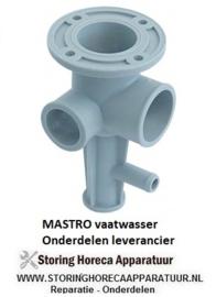 05312024703 - Tegenhouder inbouwpositie onder vaatwasser MASTRO GLB0037-FN
