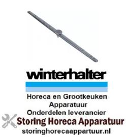722519446 - Naspoelarm L 500mm sproeiers 7 voor vaatwasser Winterhalter