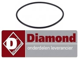336456076 -O-ring voor filter vaatwasser DIAMOND