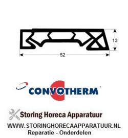 901749 - Rekkenwagendichting met rails & schroeven profiel 4085 L 725mm