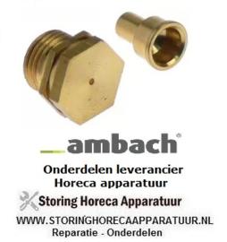 451106706 - Gasinspuiterset flessengas Ambach