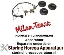 6793057160 - Potentiometer compleet met kabel MILAN-TOAST