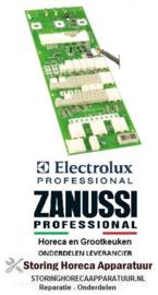 PRINTPLAAT ELECTROLUX / ZANUSSI HORECA EN GROOTKEUKEN APPARATUUR REPARATIE ONDERDELEN
