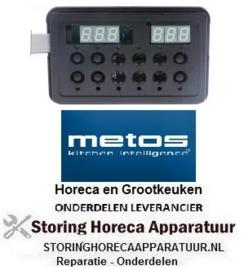 124402678 - Bedieningseenheid vaatwasser H63/373E/144E METOS