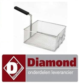 764A65/C1-FRE -  Mand 1/1 voor elektrische friteuse DIAMOND