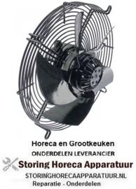 222602304 - Ventilator type R09R-3028P-4M-3509 ventilatorblad ø 300mm 230V 50/60Hz 74/92W